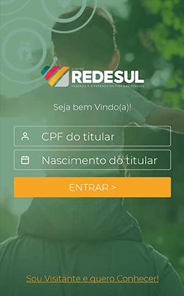 Cartão Redesul - Descontos em exames e consultas